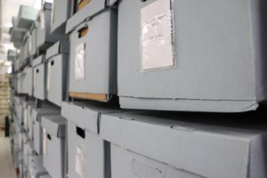 Picture of the Teaneck Public Library's Archive