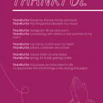Thankful by Maria Ismail